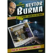 Nestor Burma :Pas De Bavards A La Muette de Henri Helman