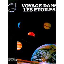 Voyage Dans Les Étoiles de Laurent Broomhead - Livre
