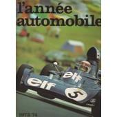 L'ann�e Automobile 1973-74 de Collectif