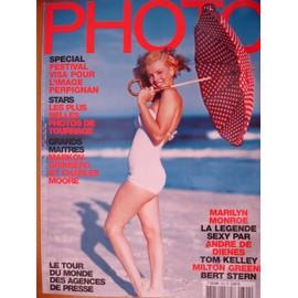 Photos Magazine N� N�392 : Marilyn Monroe La Legend Sexy