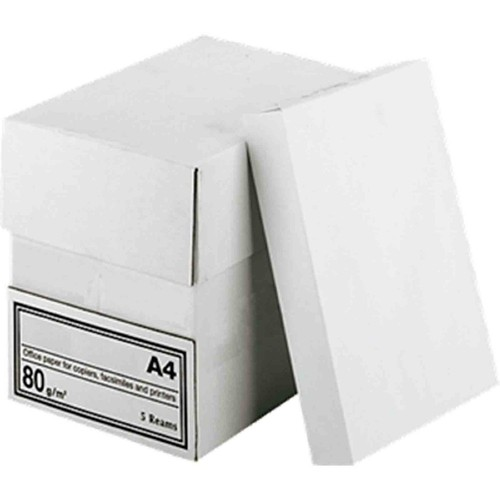 2500 pages de feuilles de copie papier pour imprimante papier blanc a4 80g m pour. Black Bedroom Furniture Sets. Home Design Ideas