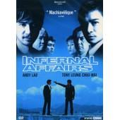 Infernal Affairs - Edition Belge de Andrew Lau Wai-Keung