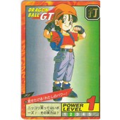 Carte Dragon Ball Z Gt - Serie 4 N� 715