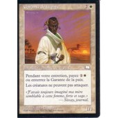 Garante De La Paix �dition Aquilon (Magic The Gathering) (Cartes De Jeux)