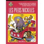 Les Pieds Nickeles, Les Pieds Nickeles Dans Le Cambouis ; Les Pieds Nickeles Dans L'immobilier ; Les Pieds Nickeles � L'ortf de ren� pellos