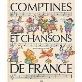 Comptines Et Chansons De France de Monique Gorde
