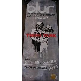 Affiche couleur - Blur - 2x3x1m