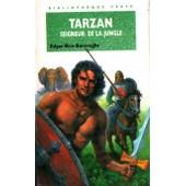 Tarzan, Seigneur De La Jungle de edgar rice burroughs