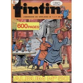 Album Tintin N� 50