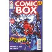 Comic Box N� 01 : Tout Sur Le Nouveau D�part De Spiderman