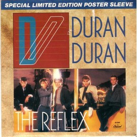 THE REFLEX - NEW RELIGION Special limited Edition Poster sleeve
