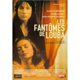 Les fantomes de Louba - Affiche originale 40 x 55 cm - Elsa Zylberstein Camille Japy, Jean-Philippe Ecoffey