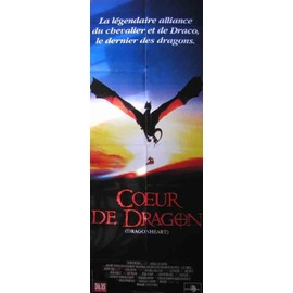 Coeur de Dragon - Affiche du film - 58x154