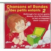 Rondes Et Chansons Des Petits Enfants Vol. 2 - Claude Lombard