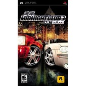 Midnight Club 3 Dub Edition - (Psp Fran�aise)