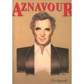 Charles Aznavour - Programme - La L�gende - 64 Pages - Inclus Une Carte Postale D�dicac�e