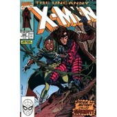 Uncanny X-Men N� 266, Gambit : Out Of The Frying Pan (Vo) de Chris Claremont