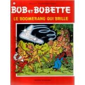 Bob Et Bobette : Le Boomerang Qui Brille de willy vandersteen