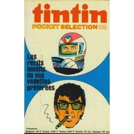 Tintin Pocket S�lection N� 29 : Le Prince Blanc.