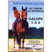 F�d�ration Fran�aise D'�quitation, Cdrom R�vision Galops 1 � 4