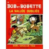 Bob Et Bobette N� 191 La Vallee Oubliee de VANDERSTEEN, WILY