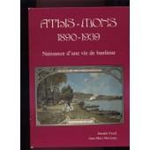 Athis-Mons 1890-1939 - Naissance D'une Ville De Banlieue de Treuil, Daniele
