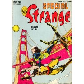 Album Reli� Sp�cial Strange N� 21 (N� 61 - 62 - 63)