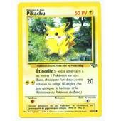 Pikachu (Jungle, Vf, 60/64)
