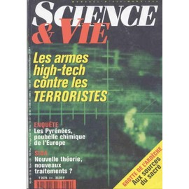 Science Et Vie N� 930 : Les Armes Hightech Contre Les Terroristes