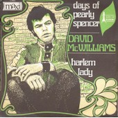 Days Of Pearly Spencer + Harlem Lady - Mc Williams, David