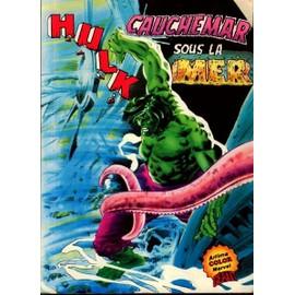 Hulk : Cauchemar Sous La Mer