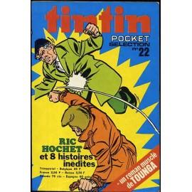 Tintin Pocket S�lection N� 22 : Ric Hochet, Et 8 Histoires In�dites