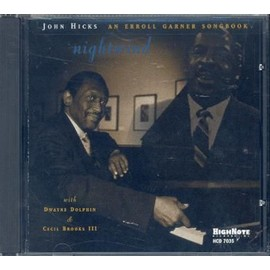 AN ERROLL GARNER SONGBOOK - NIGHTWIND (1997)