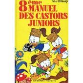 Manuel Des Castors Juniors N� 8 de walt disney