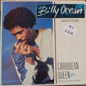 Caribbean Queen - Ocean Billy
