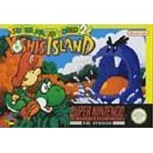 Super Mario World 2 Yoshi's Island (Version Euro)