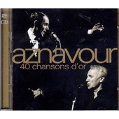 40 Chansons D'or - Aznavour, Charles