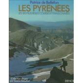 Les Pyr�n�es - Les 100 Plus Belles Courses Et Randonn�es de patrice de bellefon