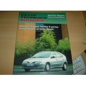 Renault M�gane Berline 5 Portes - Moteur Diesel Et Turbo Diesel de