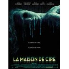 La maison de cire - double affiche originale deux fois 120X160cm - Paris Hilton