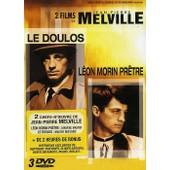 Coffret Jean-Pierre Melville : Le Doulos + L�on Morin, Pr�tre de Melville Jean Pierre