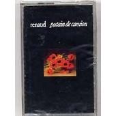 Renaud - Putain De Camion - Cassette Audio