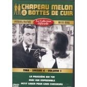 Chapeau Melon Et Bottes De Cuir (Ann�e 1966) - Saison 4 - Volume 1 - La Collection Officielle de Gerry, O'hara