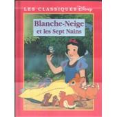 Blanche-Neige Et Les Sept Nains de walt disney