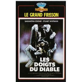 Macabra - Les Doigts Du Diable de Zacharias Alfredo - VHS