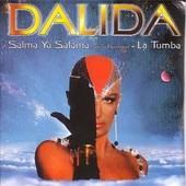 Salma Ya Salama 4 Tracks Card Sleeve - Dalida
