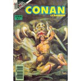 Conan Le Barbare Album N� 7