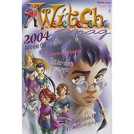 Witch Mag N� 103 : 2004 Ann�e De L'amiti�