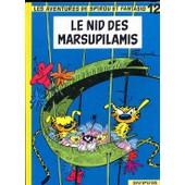 Le Nid Des Marsupilamis de FRANQUIN