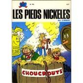 Les Pieds Nickeles N� 105, Au Cirque